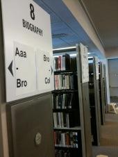 Tra gli scaffali della biblioteca di San Francisco