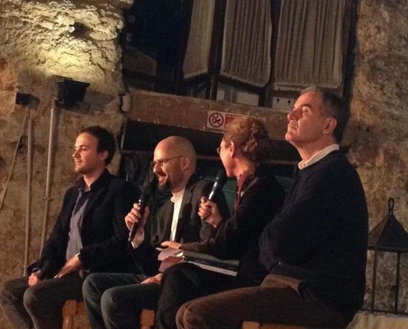 Un talk con Albinati, Di Paolo, Li Vigni