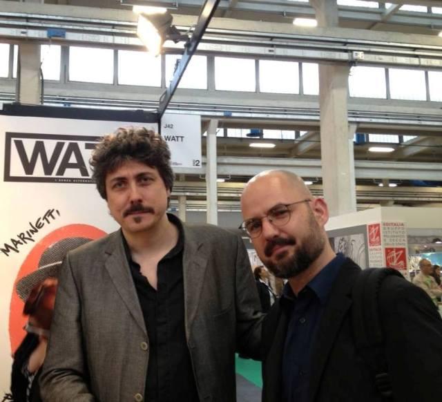 Con Maurizio Ceccato