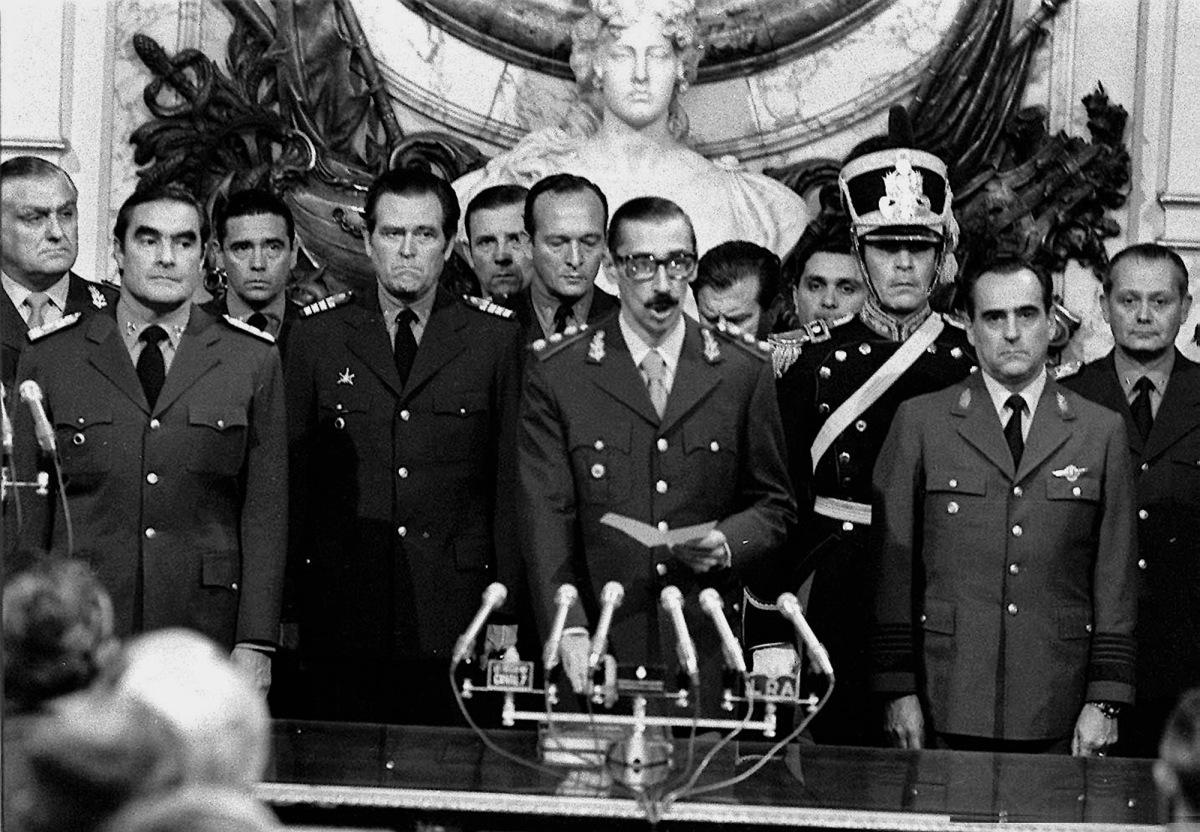 Argentina 1976. Storia del Golpe