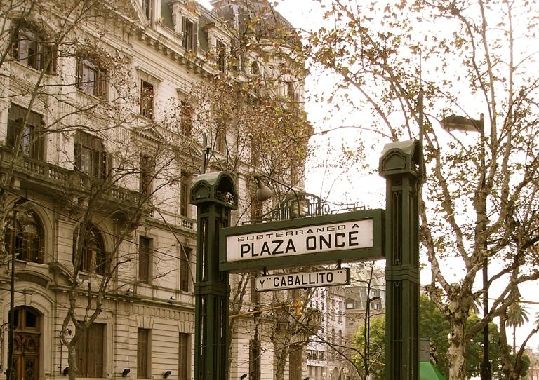 Buenos Aires, il subte