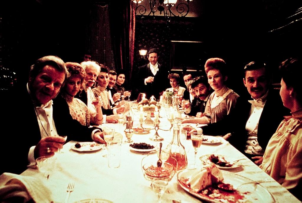 Una scena da «The Dead» di John Huston