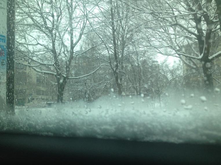 Cupo come Dresda d'inverno