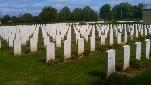 Cimitero militare britannico di Bayeux