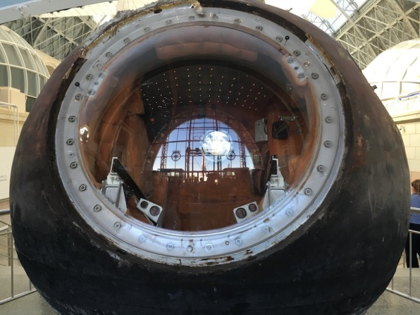 La capsula di Gagarin